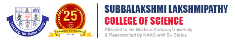 SLCS – Subbalakshmi Lakshmipathy College of Science